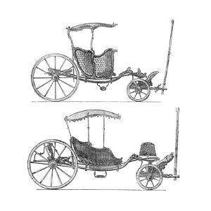 Carriages by Lucotte