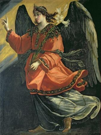 Archangel Gabriel of the Annunciation