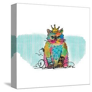 Cat Diva by Lucy Cloud