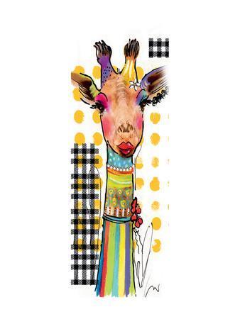 Giraffe Giselle