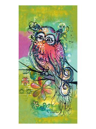 Owl on Holiday I