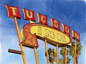 Tucson Inn, 2004 by Lucy Masterman