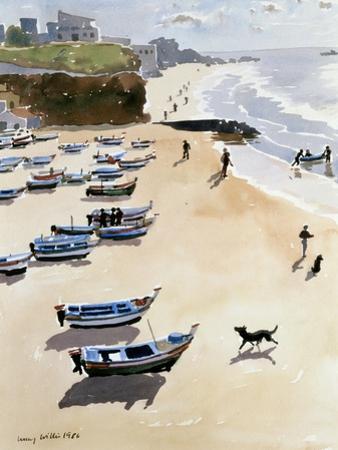 Boats on the Beach, 1986