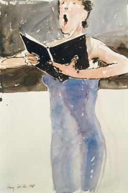 Carmina Burana, 1987 by Lucy Willis