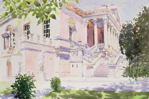 Chiswick House, 1994 by Lucy Willis