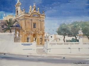 The Capuccini Church, 2012 by Lucy Willis