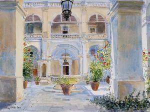 Vilhena Palace, 2011 by Lucy Willis