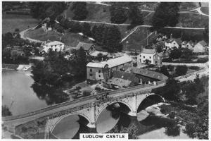 Ludlow Castle, 1936