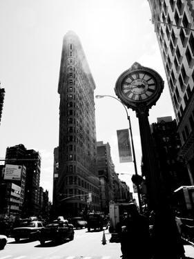 The Flatiron Building, NYC by Ludo H.