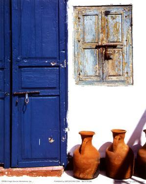 Moroccan Doors by Ludovic Maisant
