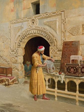 The Furniture Maker by Ludwig Deutsch