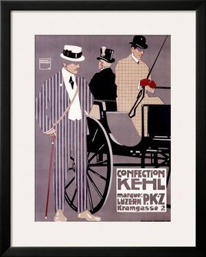 Kehl, PKZ by Ludwig Hohlwein
