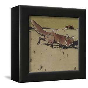 The Fox by Ludwig Hohlwein