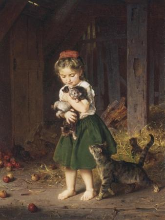 Kittens, c.1865