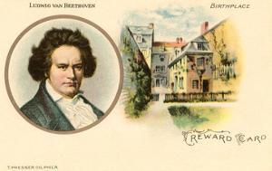 Ludwig van Beethoven and Birthplace