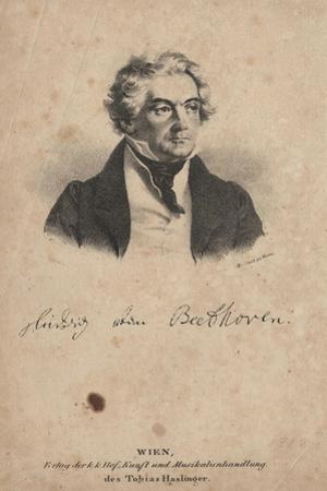 Ludwig Von Beethoven, 1810