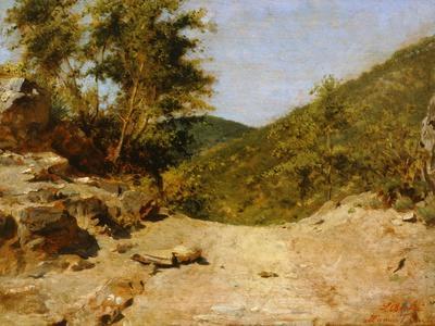 Inland in Castiglioncello
