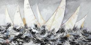 In Alto Mare by Luigi Florio