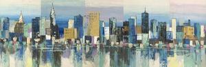 Manhattan Aqua by Luigi Florio