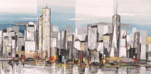 Metropolis II by Luigi Florio