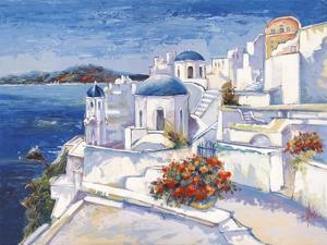 Mykonos by Luigi Florio