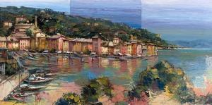 Portofino d'estate by Luigi Florio