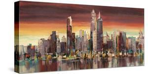 Sera su New York by Luigi Florio