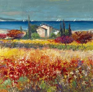 Sogno Mediterraneo II by Luigi Florio