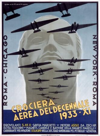 Croceria Aerea del Decennale by Luigi Martinati