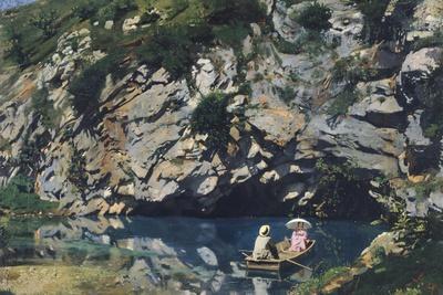 Gorgazzo River Springs, 1872