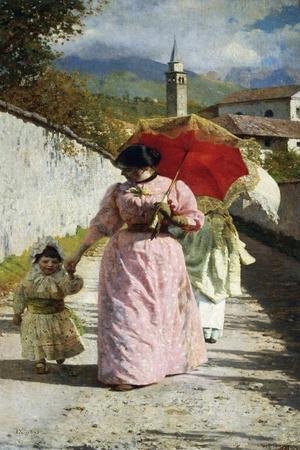 Walk in Sun, 1892