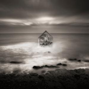 A House Superimposed on the Sea by Luis Beltran