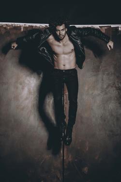 Male Model in Fashion Shoot by Luis Beltran