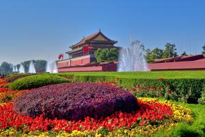 The Forbidden City. Beijing. China by Luis Castaneda Inc.