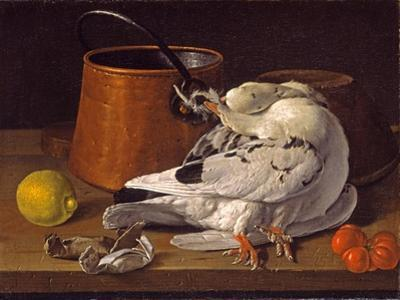 Still Life with Game, c.1770 by Luis Egidio Melendez