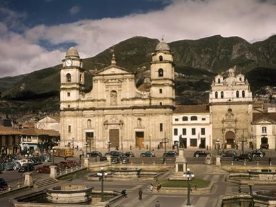Bogota's Archbishopric Cathedral, Sacred Chapel and Palace