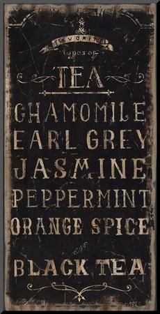 Tea by Luis Sanchez