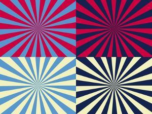 Pop Art Nova by Four Yellow Blue and Red by Luis Stortini Sabor aka CVADRAT