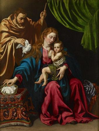 The Holy Family, 1613