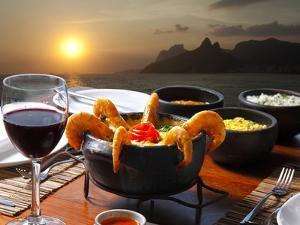 Dinner Rio De Janeiro by luiz rocha