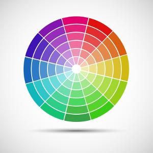 Color Round Palette by Lukas Kurka