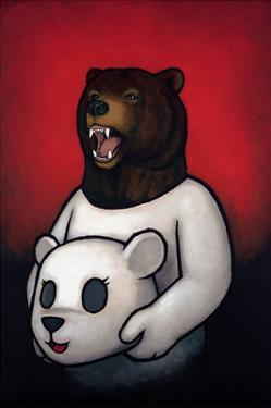 Bear In Mind by Luke Chueh