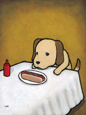 Revenge Is A Dish (Dog) by Luke Chueh