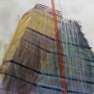 Metastructure IX by Luke M Walker