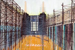 Work in Progress II by Luke M Walker