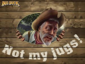 Not My Jugs! by Luke Macy