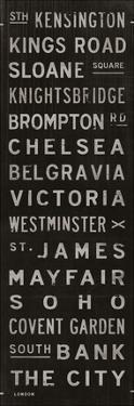 London I by Luke Stockdale
