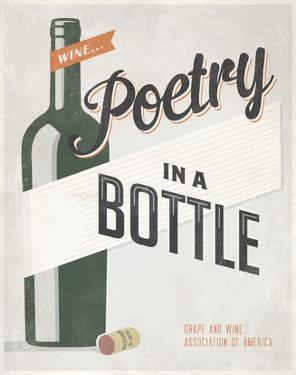 Poetry in a Bottle by Luke Stockdale
