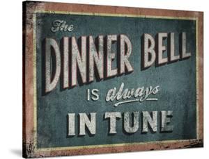 The Dinner Bell by Luke Stockdale