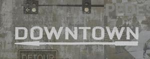 Downtown by Luke Wilson